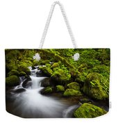 Mossy Arch Cascade Weekender Tote Bag by Darren  White