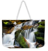 Mossy Falls Weekender Tote Bag