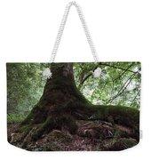 Mossy Roots Weekender Tote Bag