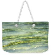 Mossy Tranquility Weekender Tote Bag
