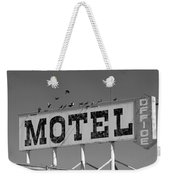 Motel For The Birds Weekender Tote Bag