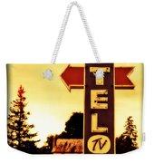 Motel Hell Weekender Tote Bag