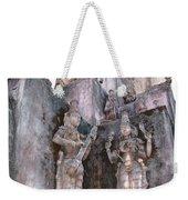 Mother Divine Temple - Amarkantak India Weekender Tote Bag