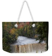 Mother Nature's Canvas Weekender Tote Bag