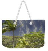 Mother Of Faith Weekender Tote Bag