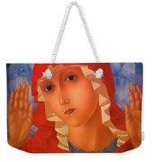 Mother Of God Weekender Tote Bag
