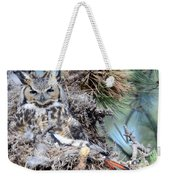Mother Owl Weekender Tote Bag