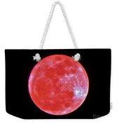 Motherly Moon Weekender Tote Bag