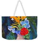 Mothers Day Bouquet Weekender Tote Bag