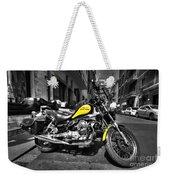 Moto Guzzi Weekender Tote Bag