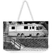 Motorhome Viagra Moonlight R V Camping Weekender Tote Bag