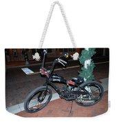 Motorized Bicycle Weekender Tote Bag