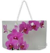 Mottled Orchid 1 Weekender Tote Bag