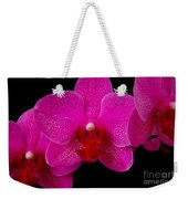 Mottled Orchid 8 Weekender Tote Bag