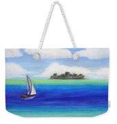 Motu Sailing Weekender Tote Bag