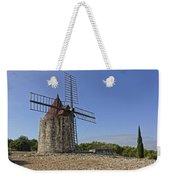 Moulin De Daudet Fontvieille France Dsc01833 Weekender Tote Bag