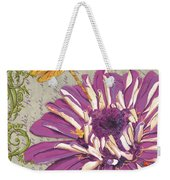 Moulin Floral 2 Weekender Tote Bag