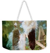 Moulting Weekender Tote Bag