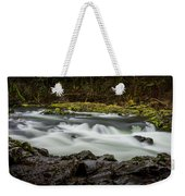 Moulton Falls 1 Weekender Tote Bag