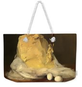 Mound Of Butter Weekender Tote Bag