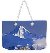 Mount Aylmer, Viewed From Sulphur Weekender Tote Bag