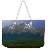 Mount Elbert Weekender Tote Bag
