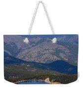 Mount Evans And Echo Lake Weekender Tote Bag