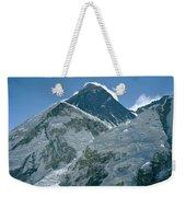 Mount Everest Morning Weekender Tote Bag