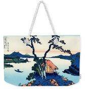 Mount Fuji Tranquility Weekender Tote Bag
