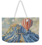 Mount Garfield  Weekender Tote Bag