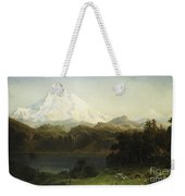 Mount Hood In Oregon Weekender Tote Bag