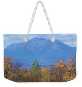 Mount Katahdin From Stacyville 2 Weekender Tote Bag