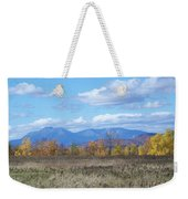 Mount Katahdin From Stacyville Weekender Tote Bag