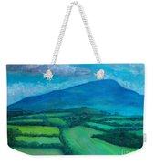 Mount Leinster Ireland Weekender Tote Bag