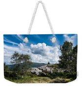 Mount Lovstakken Weekender Tote Bag