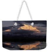 Mount Mckinley Weekender Tote Bag
