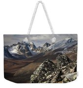 Mount Monolith From Grizzly Lake Weekender Tote Bag