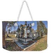 Mount Mora Cemetery 2 Weekender Tote Bag
