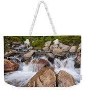 Mount Rainier Glacial Flow Weekender Tote Bag