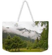 Mount Robson Provincial Park Weekender Tote Bag