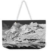Mount Ruapehu Weekender Tote Bag