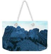 Mount Rushmore Blues Weekender Tote Bag