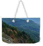 Mount Saint Helens Majesty Weekender Tote Bag