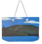 Mount Snow Weekender Tote Bag