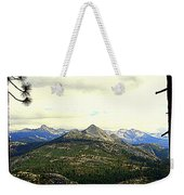 Mount Starr King Weekender Tote Bag