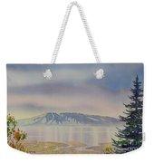 Mount Susitna Weekender Tote Bag