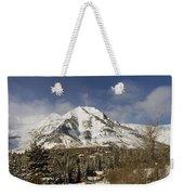 Mount Timpanogos Panorama Weekender Tote Bag