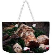 Mount Trashmore - Series Xi Weekender Tote Bag