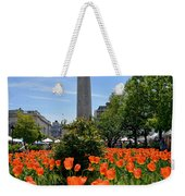 Mount Vernon Place Weekender Tote Bag