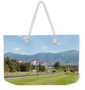 Mount Washington Hotel In New Hampshires White Mountains Weekender Tote Bag